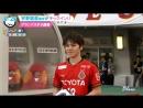 2018/08/19 JNN news - Nagoya Grampus kick in ceremony