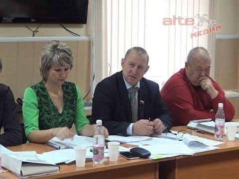 Проект бюджета округа обсудили депутаты думы АГО