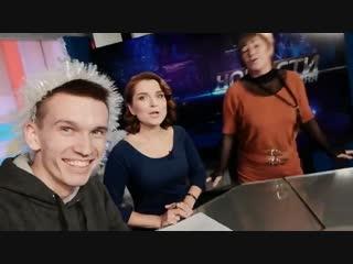Новогодняя песня от Елены Катаржиной, Михаила Серова и Аллы Бойцовой