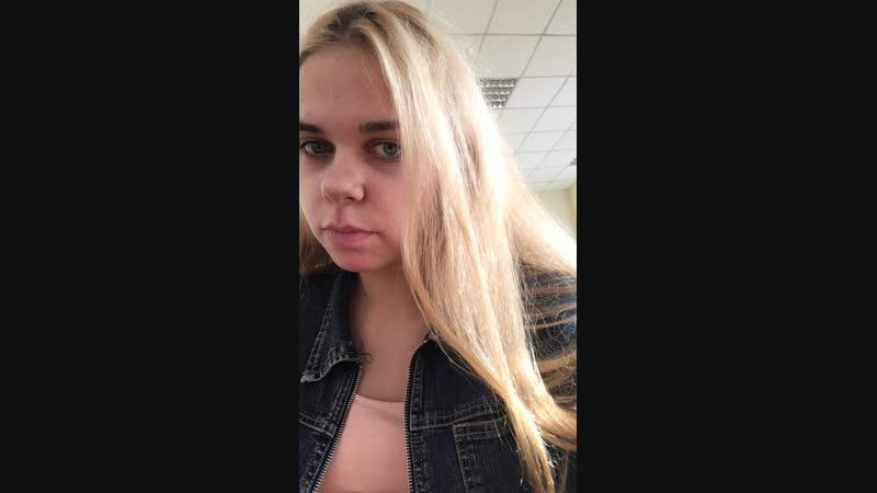 Настя Миронова — Live