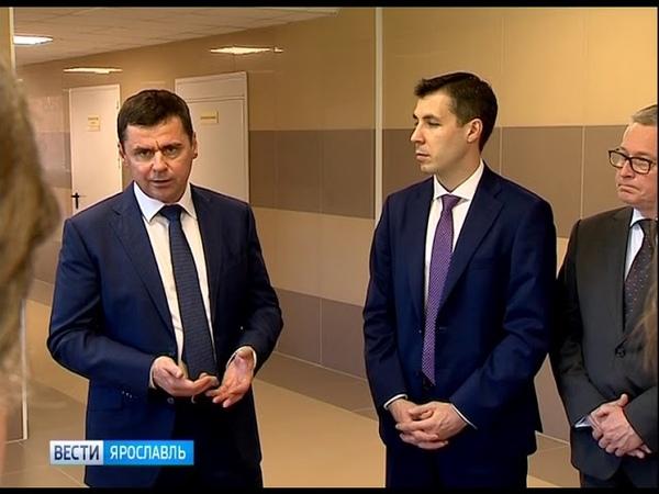 В Ярославле после ремонта открылся хирургический корпус больницы №9