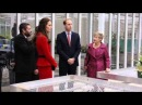 Royal visit - opening of the Christchurch Botanic Garden's new Visitor Centre