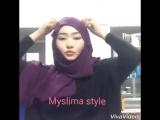 Супер удобный готовый трикотажный хиджаб