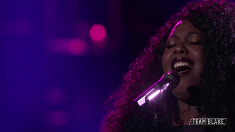Kyla Jade - One Night Only - The Voice USA 2018 - Season 14 - Top 12