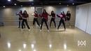 [TRAINEE] WM ENTERTAINMENT - WM GIRLS PRACTICE (Choreography: Zara Larsson- Ain't My Fault)