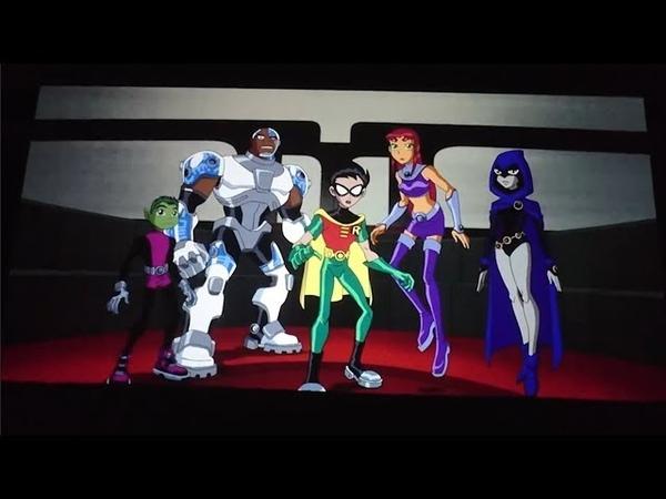 Teen Titans Season 6 TEASER! - Teen Titans Go End Credit Scene