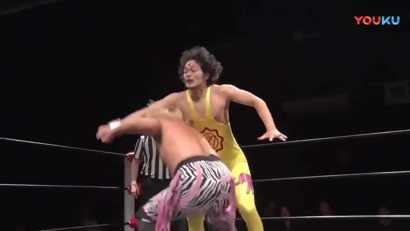 DDT BASARA FUMA FEST Vol. 2 ~ Wrestle Thrashing Mad ~ (08.12.2018)