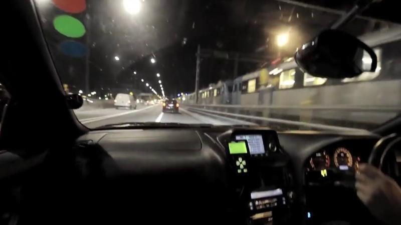 Nissan Skyline GTR R34 - Зверь выбрался в город