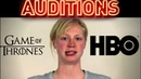 Game of Thrones: Auditions Gwendoline Christie Natalie Dormer And More