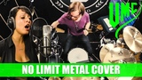 2 Unlimited - No Limit (HD) Metal Cover by UMC feat. Jacky Vox and Matthias Schneck
