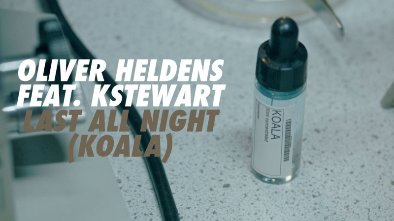 Oliver Heldens - Last All Night (Koala) feat. KStewart [Official Music Video]