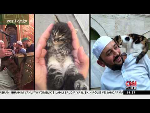 AZİZ MAHMUT HÜDAYİ CAMİİ İMAMI HAFIZ MUSTAFA EFE CNN TURK YEŞİL DOĞA PROGRAMI 16.04.2017