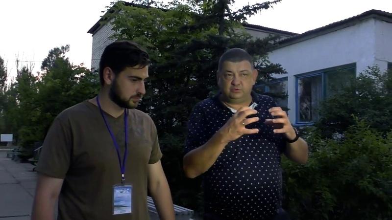 Иван Приходько о развитии молодежной политики и социальных проблемах в Горловке