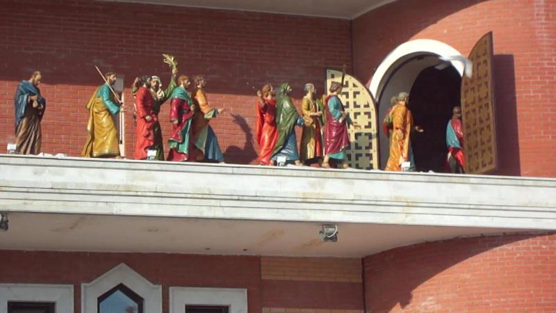 Часы Двенадцать Апостолов