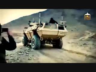 Талибы захватили бронетранспортёр M1117 Armored Security Vehicle у афганской арм