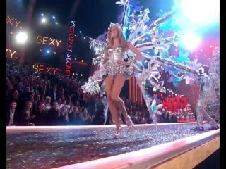 Новогоднее шоу Victoria`s Secret-2018