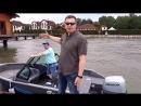 Один из лучших российских катеров для рыбаков