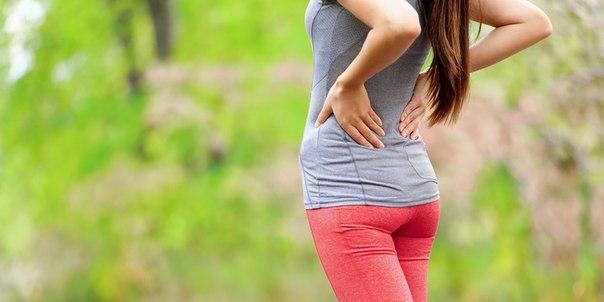4 упражнения от боли в пояснице