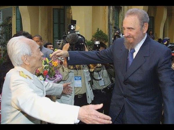 Fidel Castro Chuyến thăm Việt Nam cuối cùng và Tướng Giáp