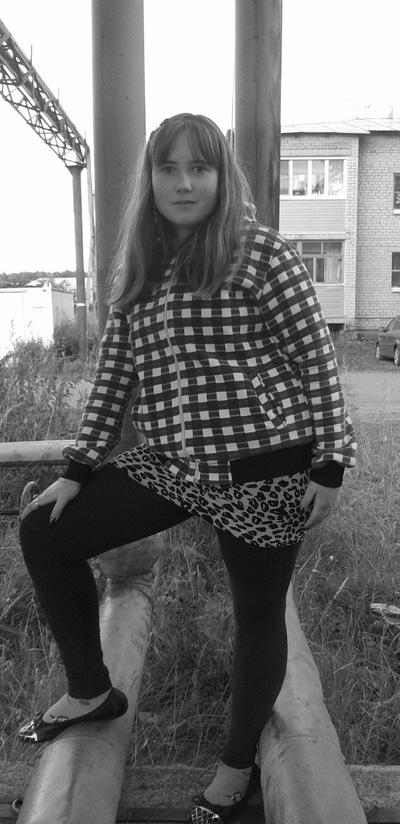 Полина Кожаева, 3 августа , Кострома, id179963486