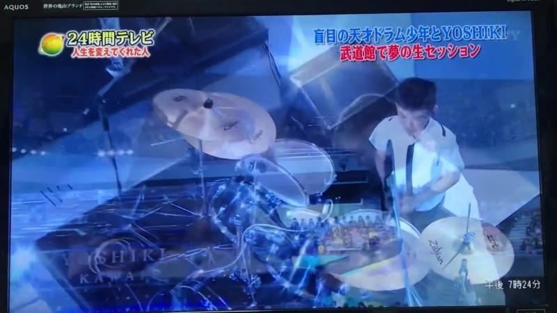 [26.08.2018] YOSHIKI Hibiki - Kurenai ~ ENDLESS RAIN