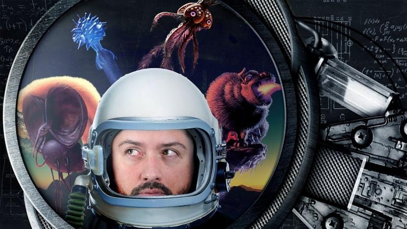 Como seria a vida alienígena Nerdologia