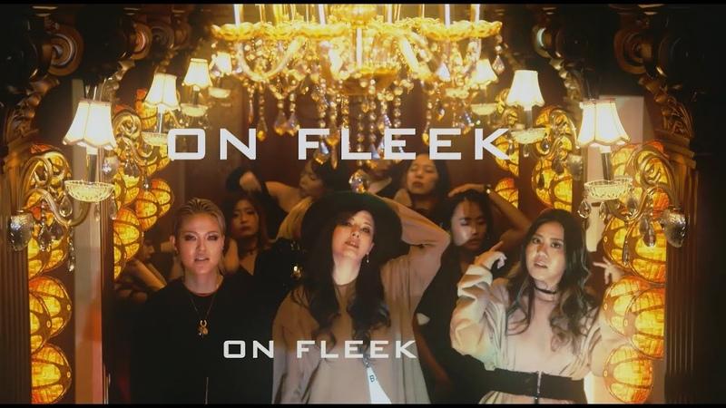 【コラボ曲】-ON FLEEK- FUZIKO,LIPSTORM,CASPER × クリスチャン・スキニー