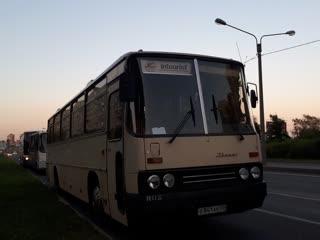 Икарус 256.50 VL 2018 год (Предположительно, последний в России)
