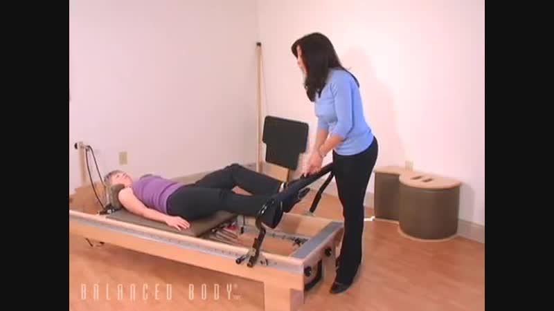 Pilates Rehabilitation EP33 Correcting Trendelenburg Gait