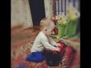 а сегодня мой мальчик музыкант