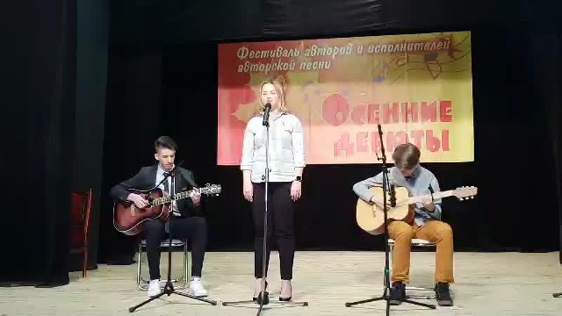 Катерина Цыганова «Белые панамки»
