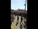 09.05.2018г. город Орск парад в день Победы