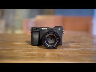 Sony A6400. Обзор беззеркальной камеры от Fotoshkola.net.