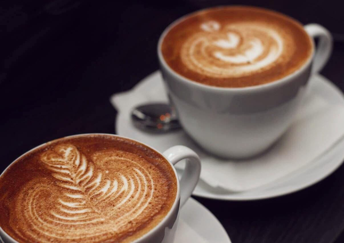 Кофейня «OSMOS» - Вконтакте