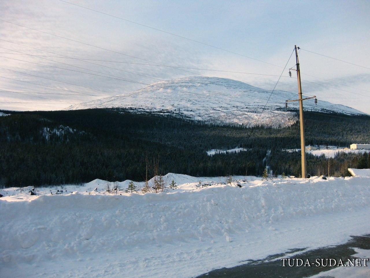 Гора Косьва Кытлым