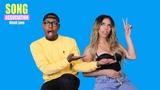 DINAH JANE sings Beyonce, Mariah Carey, and Sam Smith SONG ASSOCIATION