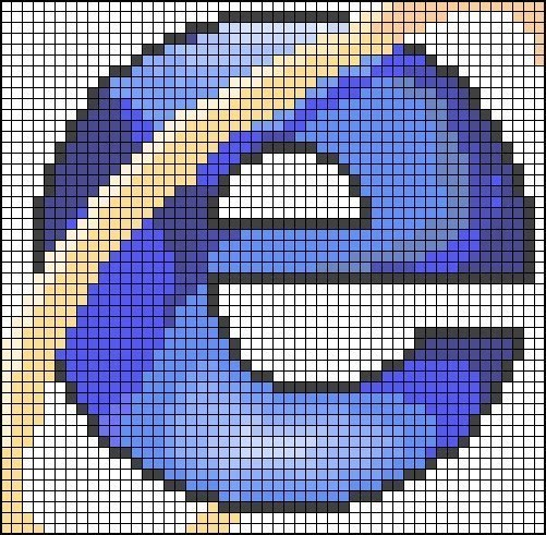 Схемы для Пиксель-Артов 2 1