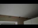 Предмонтаж потолков с нишей под гардину