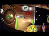 А.Кочергин: 5. [Золотая осень] - Суп пюре из огурцов и помидоров (11.02.2017)