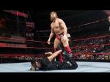 (WWE Mania) Extreme Rules 2013 Team Hell No vs. The Shield WWE Tag Team Championship Tornado Match