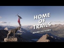 Behind the Scenes: Danny MacAskill Claudio Caluori «Home of Trails»