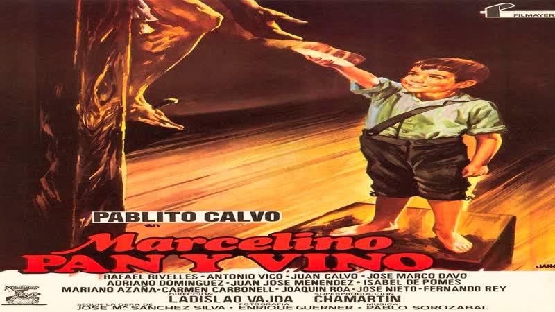 Marcelino, pan y vino (1954)