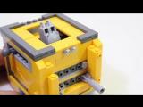 Lego Ideas 21303 WALLE - Lego Speed Build