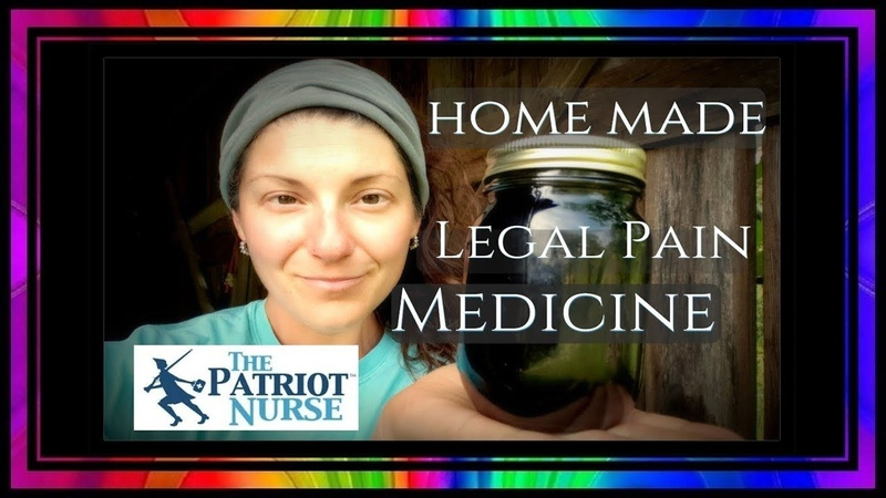 Make Pain Medicine Cheap and Easy ~ Mullein the Legal Pain Killer.
