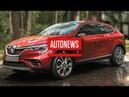 Новый кроссовер Renault Arkana: народный X6