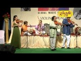 Dr. L. Subramaniam and his son Ambi Subramaniam's violin performance 04
