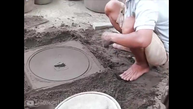 Литье и формование алюминиевого горшка традиционным способом