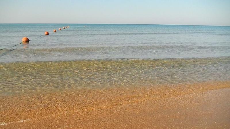 Море в Витязево 21 08 2018