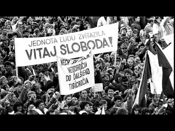 18.11.2018 Zamyslenie Štefana Harabina nad našou spoločnosťou takmer 30 rokov po Nežnej revolúcii