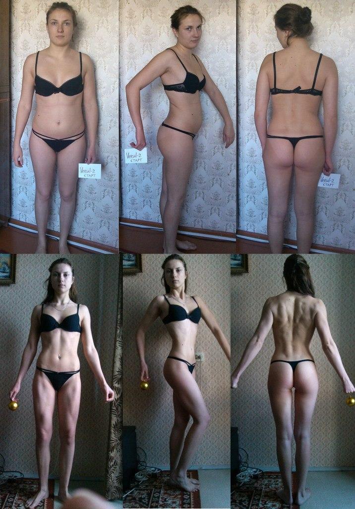 как похудеть за 6 месяцев